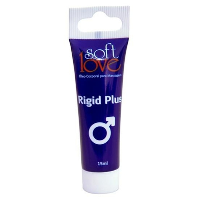 Rigid Plus Bisnaga 15ml Soft Lovey