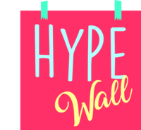 Hype Wall | Plaquinhas Decorativas