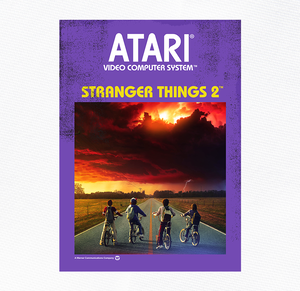 Stranger Things 2 Atari